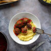 Vegan Black Bean and Fennel Meatballs