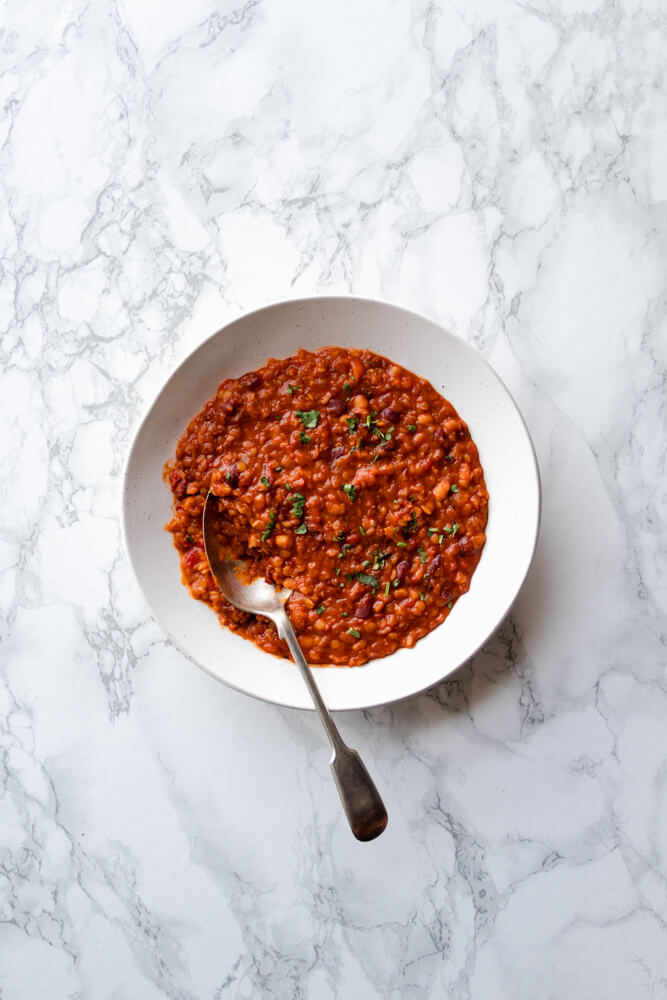 Tasty Vegan Chili